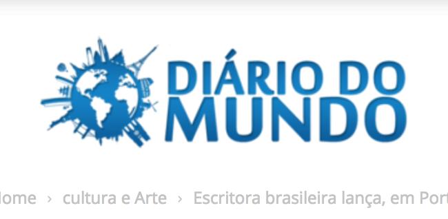 Escritora brasileira lança, em Portugal, obra infantil sobre a sustentabilidade do planeta