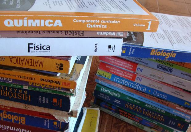 Livro didático apresenta nova concepção pedagógica